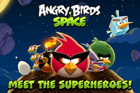 Angry Birds Space Premium 1.4.0