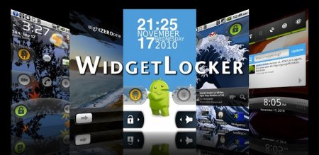 WidgetLocker Lockscreen 2.3.2
