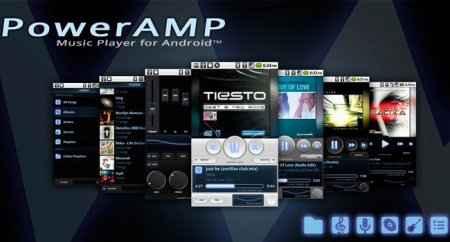 Poweramp 2.0.8.517 (Android 2.1+)