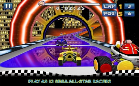 Sonic & SEGA All-Stars Racing™