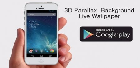 3D Parallax Background v1.14