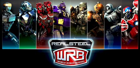 Real Steel World Robot Boxing v5.5.100 [Mod Money]