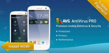 Mobile AntiVirus Security PRO v3.4.2.1