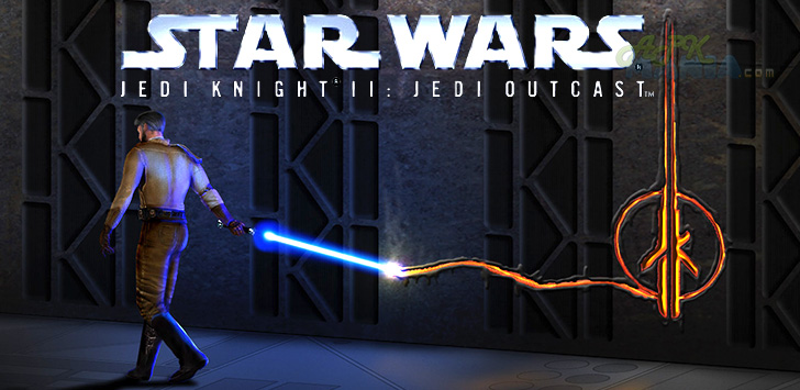 Star wars jedi knight ii: jedi outcast game mod lady jedi.