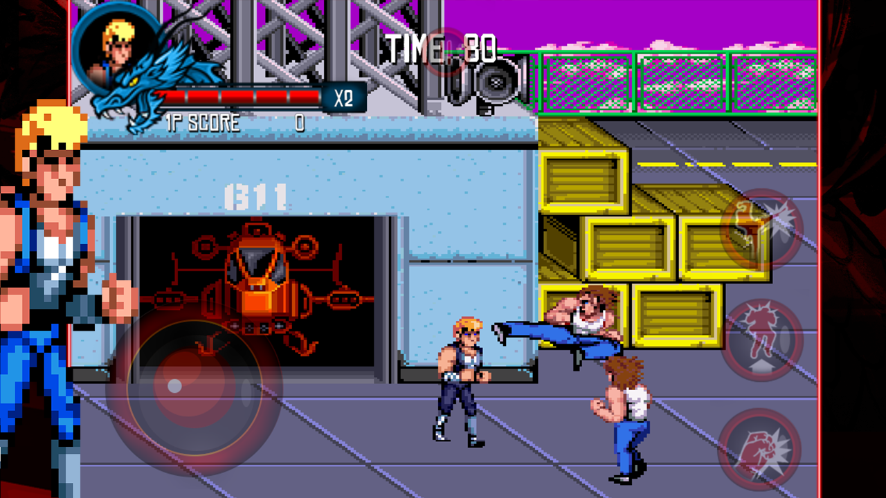 Double dragon trilogy v1. 2 » all-android все для андроид.