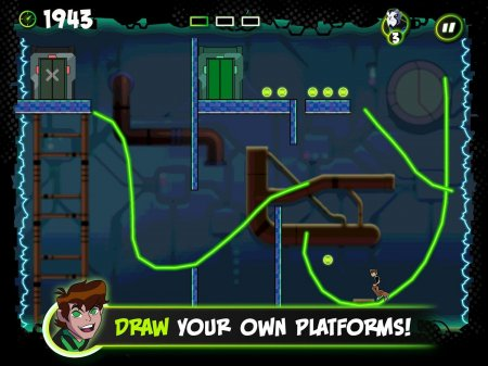 Ben 10 Cavern Run v1.1.4