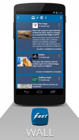 Fast Pro for Facebook v2.3