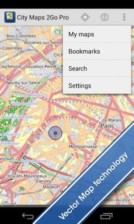 City Maps 2Go Pro Offline Maps v3.6.35