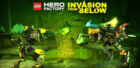 LEGO® Hero Factory Invasion v1.0 [Mod Money]
