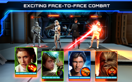 Star Wars: Assault Team v1.0.0