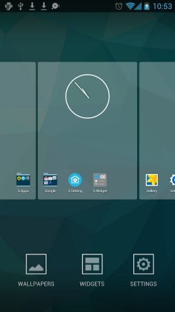S Launcher (Galaxy S5)